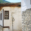 Stock Photo: Buildings of ancient city of Berat in Albania