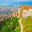Roofs of Transylvania, Romania, Europe — Stock Photo #8492914