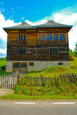 Old country house in Romania, Europe — Stock Photo