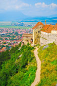 Roofs of Transylvania, Romania, Europe — Stock Photo
