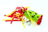 Imitazione di rana popper — Foto Stock