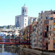 Architecture in Girona — Stock Photo #10352506