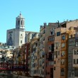 Architecture in Girona — Stock Photo #10352533