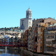 Architecture in Girona — Stock Photo #10352543