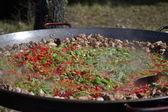 Comida típica espanhola — Foto Stock