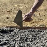 Concrete — Stock Photo