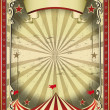 Poster fun circus - Stock Photo