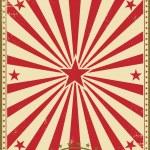 Circus vintage — Stock Vector #9826529