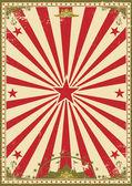 Vintage de cirque — Vecteur