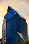 "The business center ""Zenith"" in the Southwest of Moscow (Architecture) — Stock Photo"