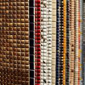 Mosaik på inre marknaden — Stockfoto