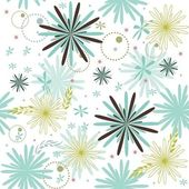 Flovers background — Stock Vector