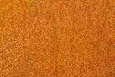 Rusty orange metal backgrounds — Stock Photo