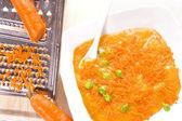 Prepare healthy food — Stock Photo