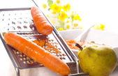 Příprava zdravého jídla — Stock fotografie