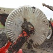 Stock Photo: Plow Blade