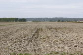 Plowed Acreage — Stock Photo