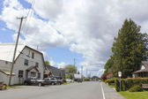 The Town of Matsqui, British Columbia — Stock Photo