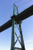 Mostní pilíř — Stock fotografie