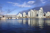 Vancouver Waterfront — Stock Photo