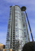 Vancouver Condominium — Stock Photo