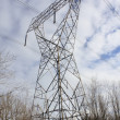Hydro Electric Tower - Stock Photo