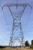 A Hydro Transmission Tower — Stock Photo