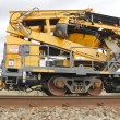 Railway Track Maintenance Vehicle-2 - Stock Photo