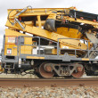 Railway Track Maintenance Vehicle-2 — Stock Photo #9758738