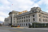 Pacific Central Train Station — Stock Photo