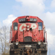 Stock Photo: Canadian Pacific Train