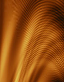 Golden abstract wallpaper — Stock Photo