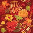 Autumn background - Stockvektor