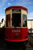 Loop Trolley — Stock Photo