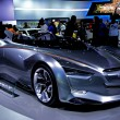 Chevrolet MI-Ray Concept - Stock Photo