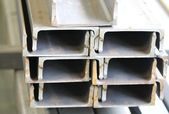 Metal profiles channel — Photo