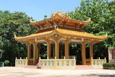Chinese temple on Mount Pratamnak in Pattaya, Thailand — 图库照片