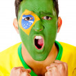 Excited Braziliman — Stock Photo #10052933