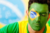 Man from Brazil — Stock Photo