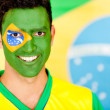 Brazilian man smiling — Stock Photo #10110345