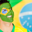 Proud Brazilian man — Stock Photo #10110348