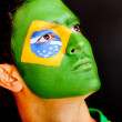 Proud Brazilian male — Stock Photo #10110361