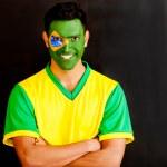 Confident Brazilian man — Stock Photo #10110367