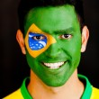 Braziliaanse man — Stockfoto