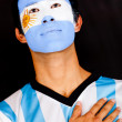 Stock Photo: Proud Argentineman