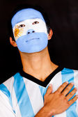 Proud Argentinean man — Stock Photo
