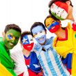 Latinamerican group — Stock Photo #10147154