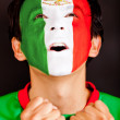 Stock Photo: Excited Mexicman