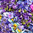 Beautiful floral pattern - Stock Photo