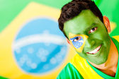 Man from Brazil — Stock Photo
